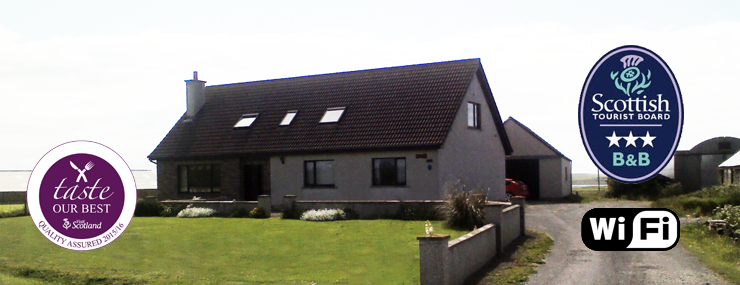 Kenila Bed and Breakfast Harray Orkney
